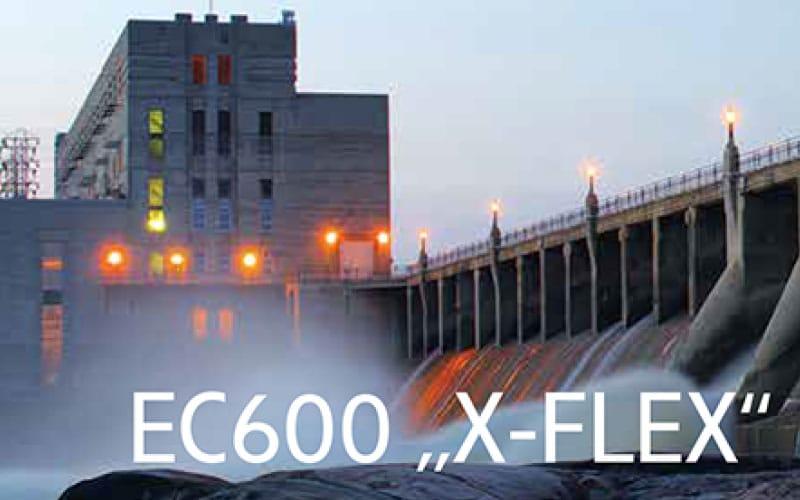 """EC600 """"X-Flex"""""""